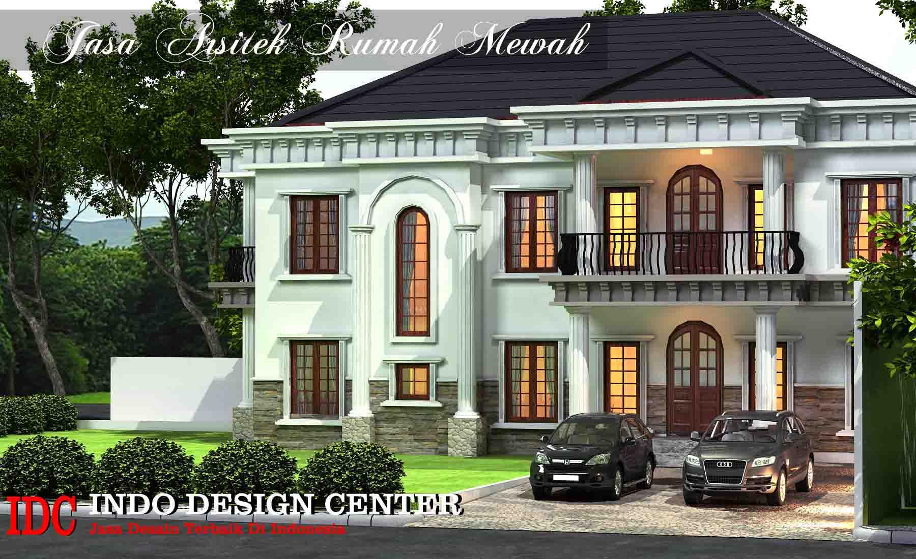 Arsitek rumah mewah jakarta jasa desain rumah jakarta for Arsitek di jakarta