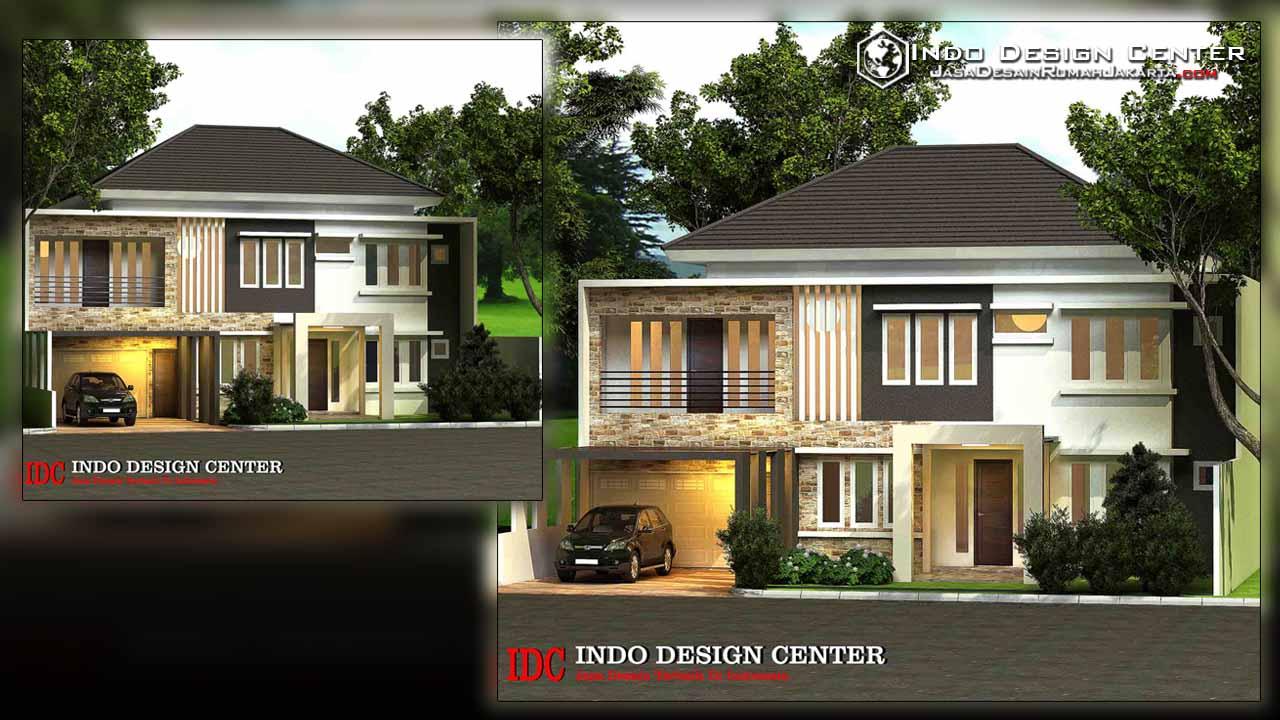 contoh desain rumah jasa desain rumah jakarta