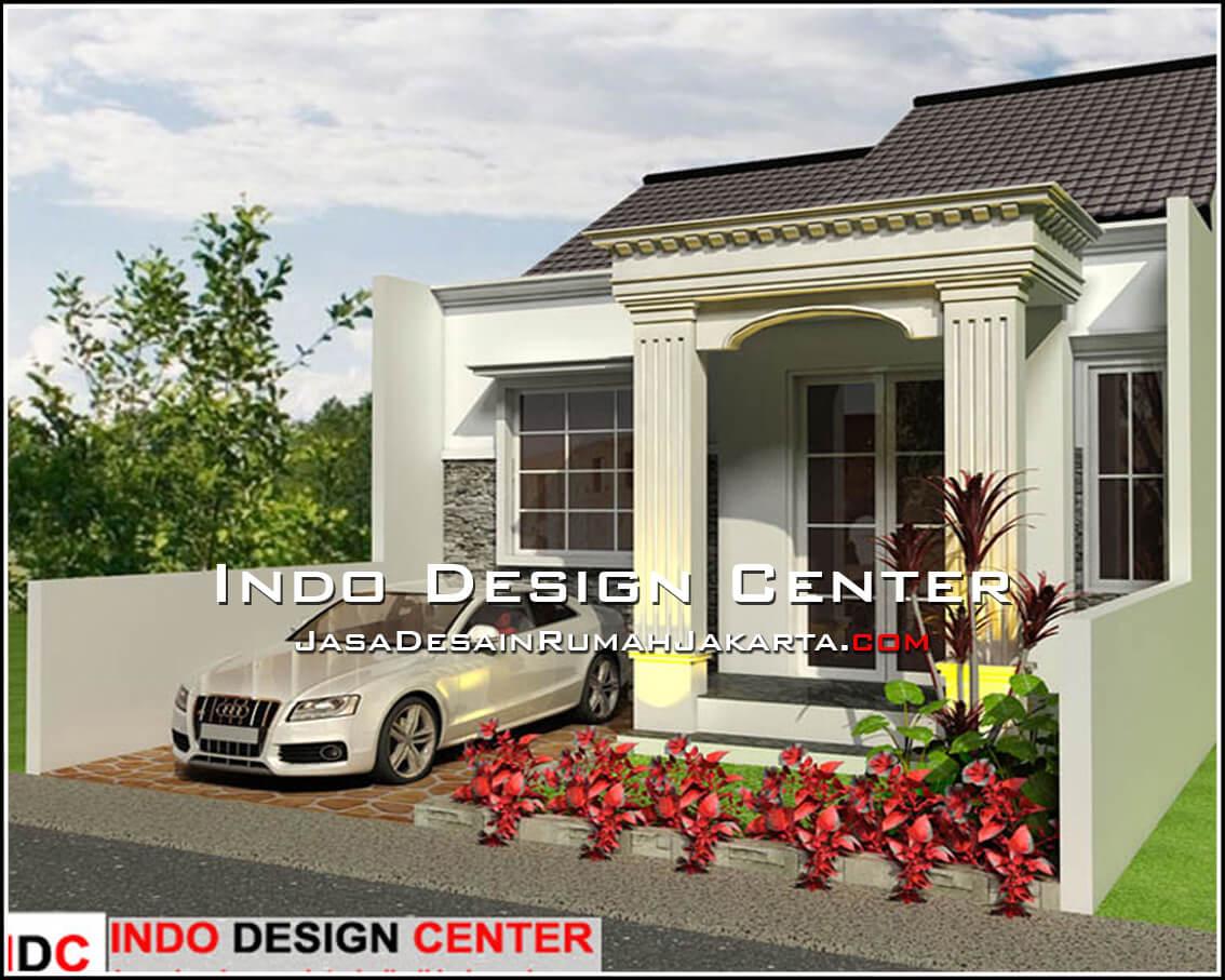 Desain Rumah Minimalis Type 200  Jasa Desain Rumah Jakarta