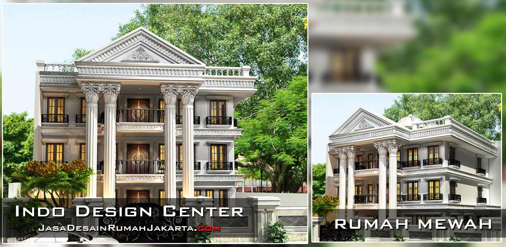 80 Desain Rumah Kontrakan Mewah