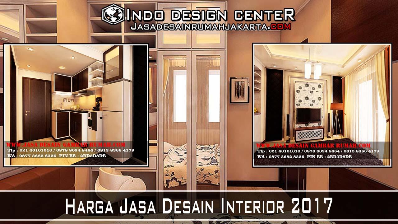 Harga Jasa Desain Interior 2017 Jasa Desain Rumah