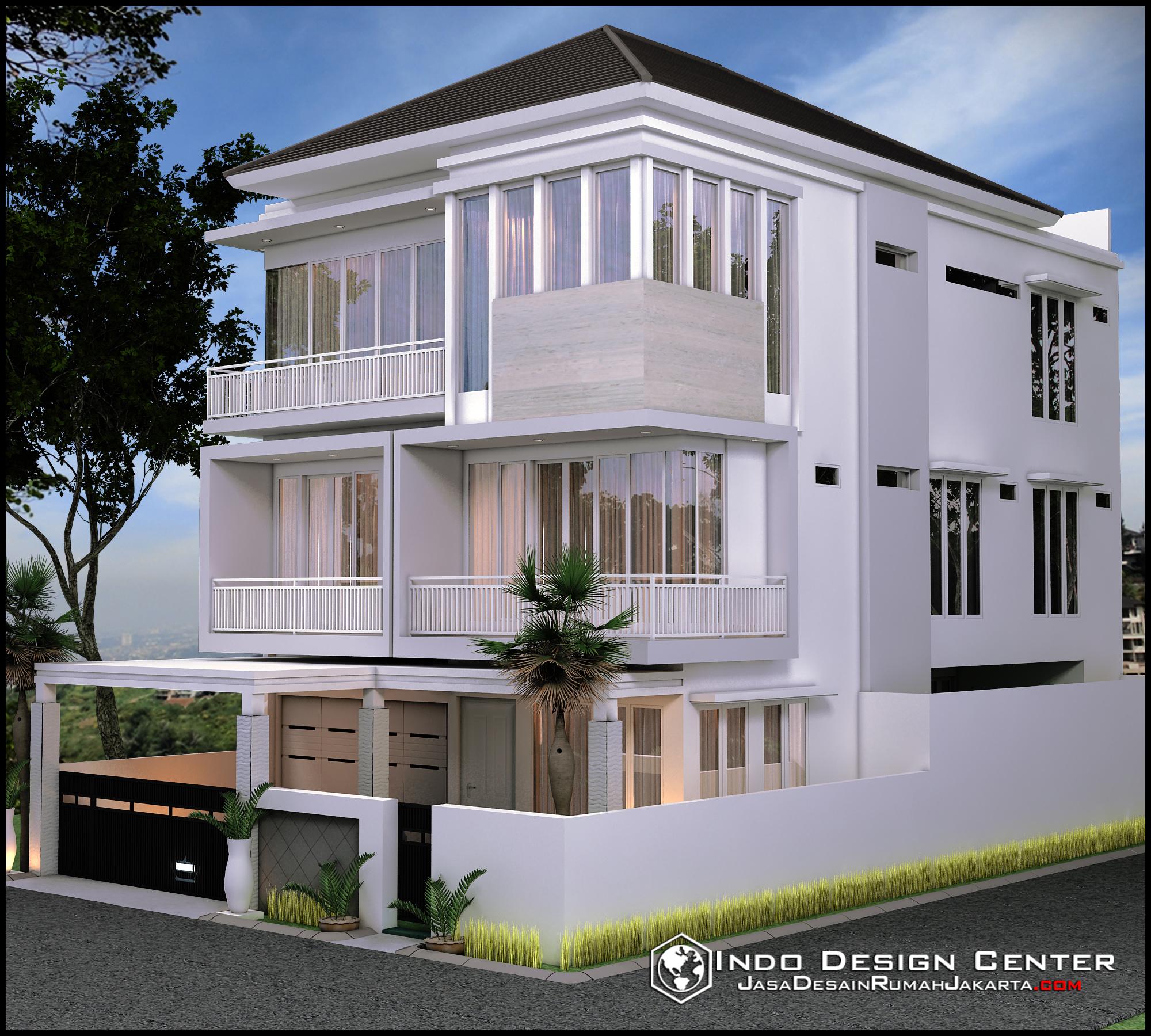 Gambar Rumah Minimalis Modern, Jasa Desain Rumah Jakarta