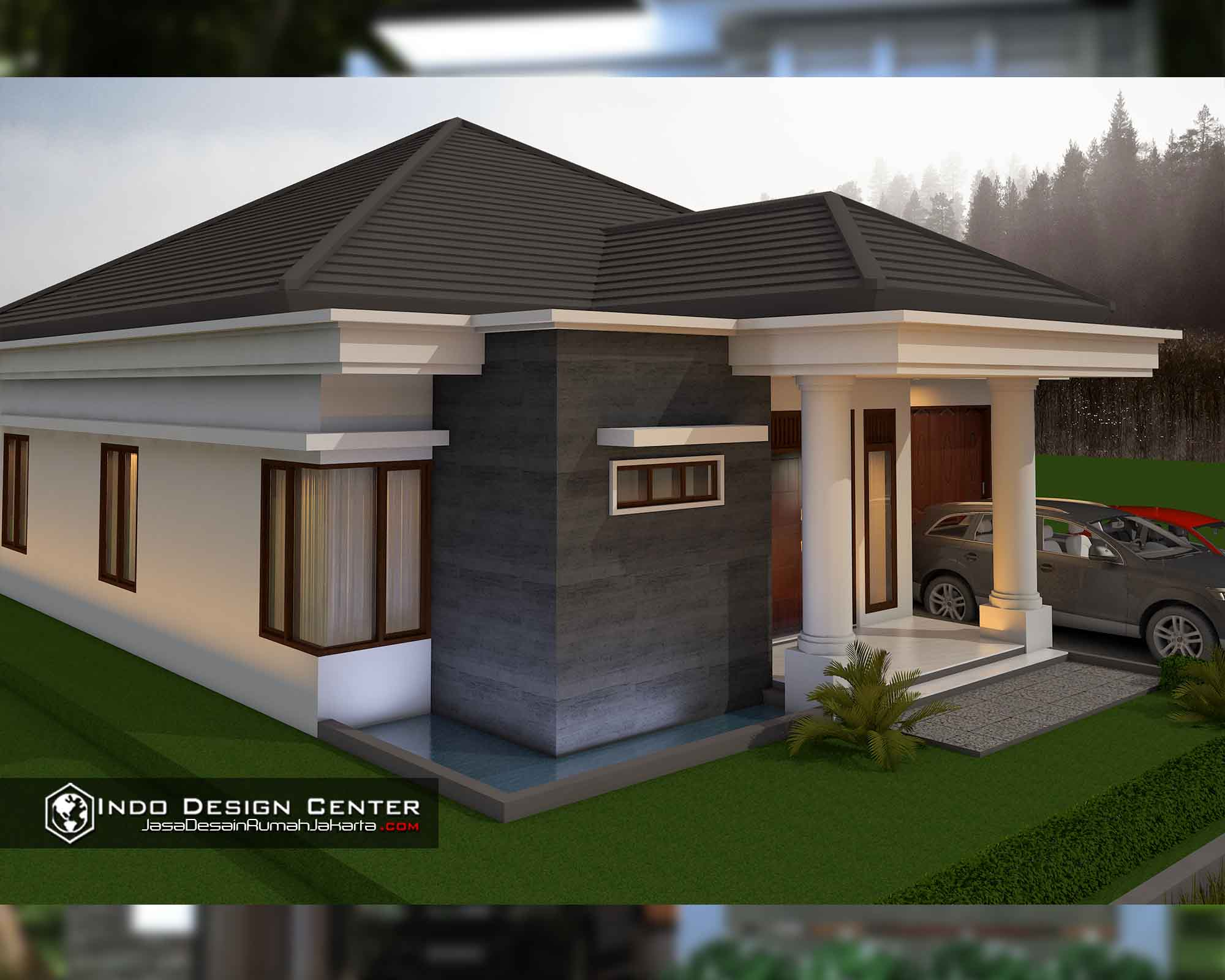 Gambar Rumah Terbaik - Jasa Desain Rumah Jakarta ...