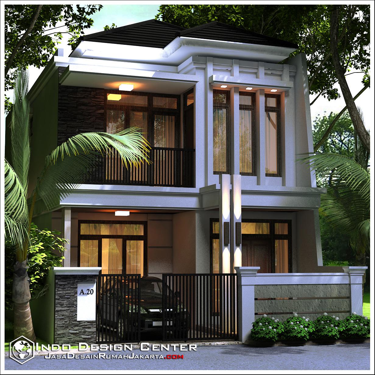 Gambar Rumah Minimalis Jasa Desain Rumah Jakarta Desain