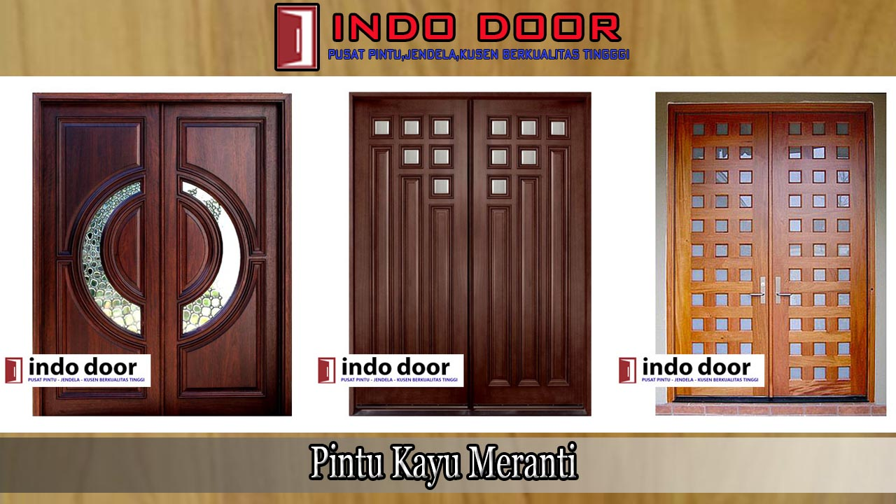 Contoh Pintu Rumah Minimalis | Jual Pintu Kayu Minimalis ...